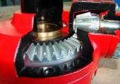Manual gearboxes MULTI-TURN - Bevel - range RK